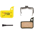 SwissStop RS Organic Compound Disc Brake Pad Set Disc 32: for SRAM Road and Level Ultimate/TLM