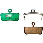 SwissStop Organic Compound Disc Brake Pad Set Disc 31: for SRAM Guide and Elixir Trail
