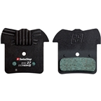 "SwissStop EXOTherm2 Brake Pad Set Disc 27: for Shimano 4-Piston and Downhill ""H"" Shape"