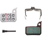SwissStop E Compound Disc Brake Pad Set Disc 32: for SRAM Road and Level Ultimate/TLM