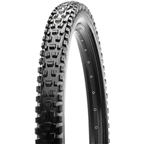 "Maxxis Assegai Tire: 29 x 2.50"", Folding, 2-Ply 120tpi DH, 3C MaxxGrip Compound, Tubeless Ready, Wide Trail, Black"