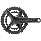 Campagnolo Record 12s Crank, 172.5mm, 12-Speed, 53-39t, Carbon