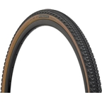 Teravail Cannonball Tire - 700 x 42 Tubeless Folding Tan Light and Supple