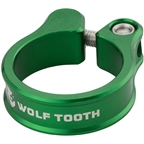 Wolf Tooth Seatpost Clamp 31.8mm Green
