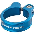 Wolf Tooth Seatpost Clamp 29.8mm Blue