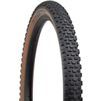 Teravail Honcho Tire - 27.5 x 2.4 Tubeless Folding Tan Light and Supple