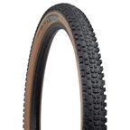 Teravail Ehline Tire - 27.5 x 2.5 Tubeless Folding Tan Light and Supple