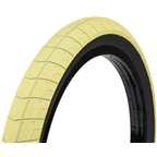 Eclat Fireball Tire - 20 x 2.4 Clincher Wire Pastel Yellow/Black 60tpi