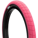 Eclat Fireball Tire - 20 x 2.4 Clincher Wire Hot Pink with Black Sidewall