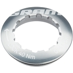 SRAM Cassette Lockring for 11 Tooth First Cog, Aluminum