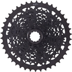 microSHIFT ADVENT Cassette - 9 Speed 11-42t Black ED Coated Alloy Large Cog