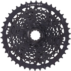 microSHIFT ADVENT Cassette - 9 Speed 11-42t Black ED Coated