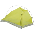 Big Agnes Inc. Fly Creek HV1 Carbon with Dyneema Shelter: Gray 1-person
