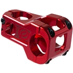 Deity Components Cavity Stem - 50mm, 31.8mm, 0 Degree, Aluminum, Red