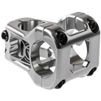 Deity Components Cavity Stem - 35mm, 31.8mm, 0 Degree, Aluminum, Platinum Silver