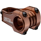 Deity Components Copperhead Stem - 50mm 31.8mm 0 Degree Aluminum