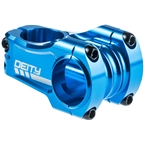 Deity Components Copperhead Stem - 50mm 35mm 0 Degree Aluminum Blue