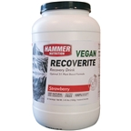 Hammer Vegan Recoverite Drink Mix: Strawberry 32 Servings