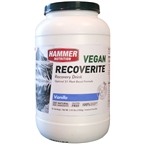 Hammer Vegan Recoverite Drink Mix: Vanilla 32 Servings
