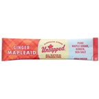 UnTapped Mapleaid Athlete Fuel Drink Mix: Ginger, Box of 16 packets