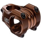 Deity Components Copperhead Stem - 35mm, 35mm, 0 Degree, Aluminum, Bronze