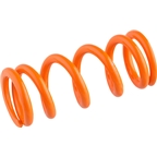 "Fox SLS Coil Rear Shock Spring 500lbs x 2.9"" / 74mm Stroke, Orange"