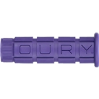 Oury Single Compound Grips - Purple