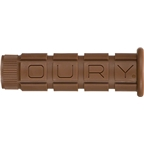 Oury Single Compound Grips - Muddy Brown