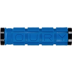 Oury Lock-On Bonus Pack Grips - Blue