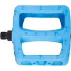 "Odyssey Twisted PC Pedals - Platform, Composite, 9/16"", Ocean Blue"