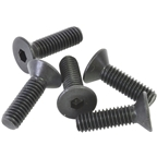 Wheels Manufacturing M4x14 Flat Head Screw, Bag of 5
