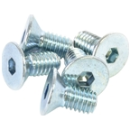 Wheels Manufacturing M3x8 Flat Head Screw, Bag of 5