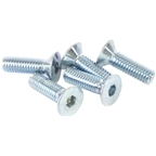 Wheels Manufacturing M3x10 Flat Head Screw, Bag of 5