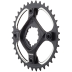 SRAM/Truvativ 36t 10-speed 104 bcd GXP Direct-Mount Chainring and Spider Set