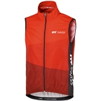 DT Swiss Windbloc Vest: Red