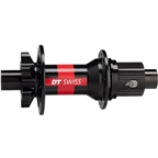 DT Swiss 240s Rear Hub: 28h, 12 x 148mm Thru Axle, Boost Spacing, 6-Bolt Disc, Micro Spline