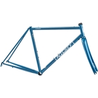 Ritchey Road Logic Frameset: 49cm, Blue