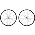 Fulcrum Rapid Red 5 Disc 2-Way Fit Gravel Wheelset - 650B, 12x100/12x142 with 15mm Front Adapter, Centerlock, SRAM XDR