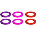 Magura 2-Piston Caliper Colored Cover Kit for one Caliper, Purple, Red, Neon Pink