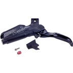 SRAM Code R Replacement Hydraulic Brake Lever Assembly with Barb and Olive(No Hose), Diffusion Black