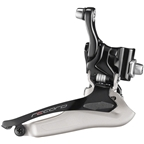 Campagnolo Record 12s Front Derailleur, 12-Speed, Braze-on, Carbon