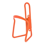 Sunlite Alloy Water Bottle Cage - Neon Orange, No Hardware