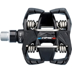 """Time MX 6 Pedals - Dual Sided Clipless with Platform, Composite, 9/16"""", Black"""