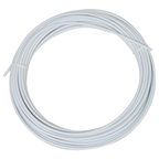 Sunlite Lined Cable Housing, White, 50 Foot