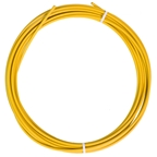 Sunlite SIS Cable Housing, Yellow, 25 Foot