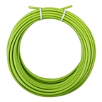 Sunlite Lined Cable Housing, Green, 50 Foot