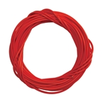 Sunlite Lined Cable Housing, Red, 50 Foot