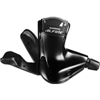 Shimano Alfine SL-S7000-8 8-Speed Rapidfire Shifter for Internally Geared Hub, Black
