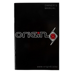 Origin8 Owners Manual