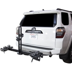 "Saris Freedom EX Hitch Bike Rack - 2-Bike 1-1/4"", 2"" Receiver Black"